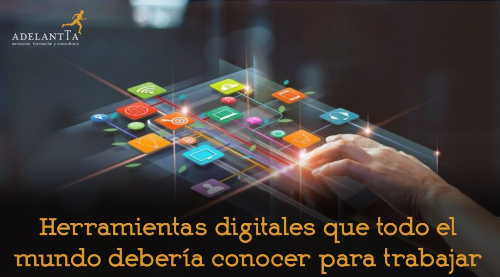 Herramientas digitales para trabajar